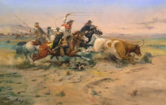 Killing Cowboys:  The Plan to Rewild the West